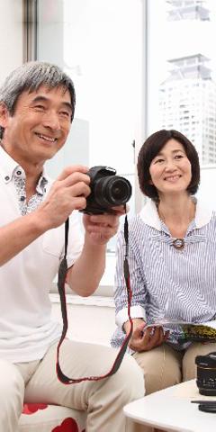 50代ご夫婦